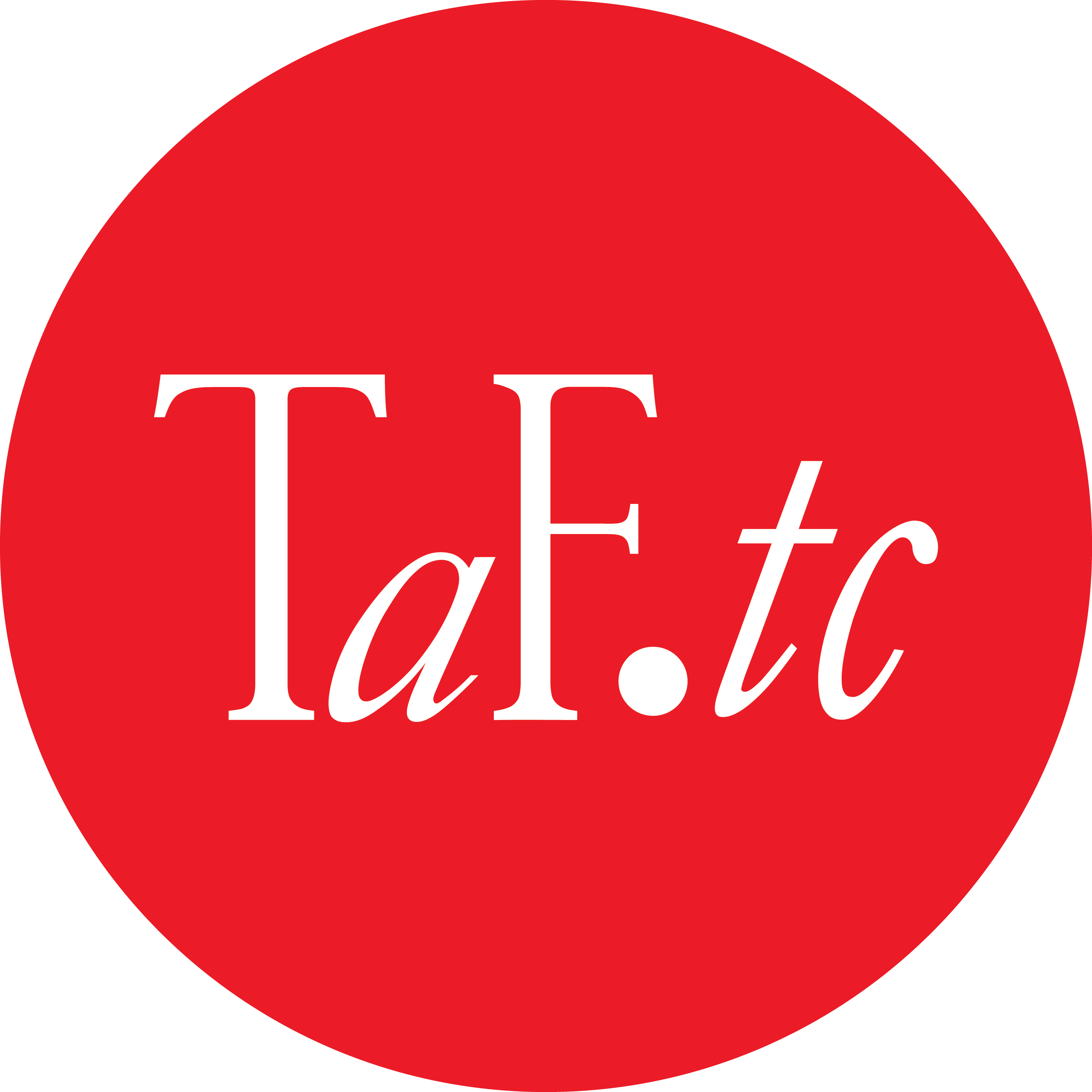 Red circle taftc logo (TRANSPARENT)